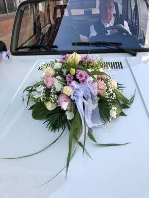 Bilder unserer Hochzeitsfloristik  Blumen