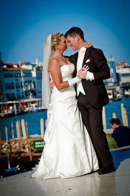 Hochzeitsshooting in Venedig  Hochzeitsfotograf Ostsee