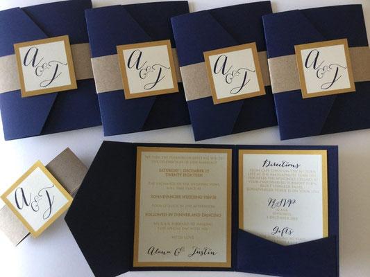 Wedding Invitations Paper Paradise