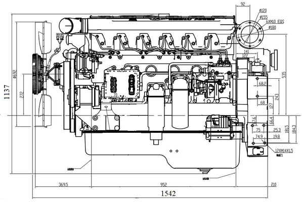 9 Wechai Power engines Service Manuals Free Download