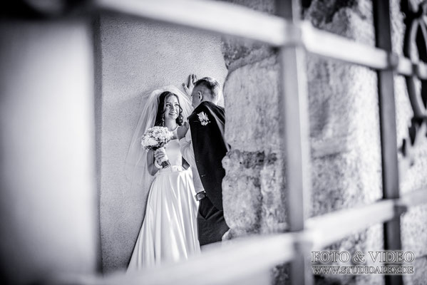 Hochzeitsfotografie und Hochzeitsfotos von  Studio Alex