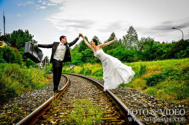 Auergewhnliche Hochzeitsfotos Ideen  Hochzeitsfotograf