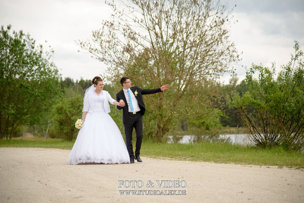 Hochzeitsfotograf in Regensburg  Studio Alex