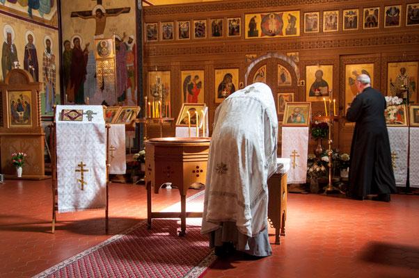 TaufeFotografie Orthodoxe Kirche in FrankfurtamMain