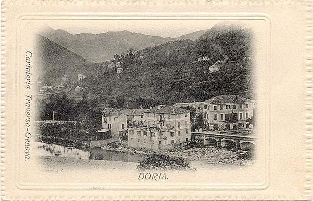 Doria Molassana Struppa Prato  GenovaOld Foto e