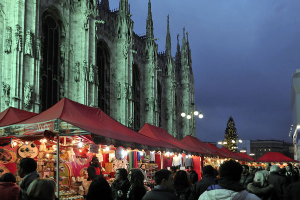 Milan Christmas Market 2019  Dates hotels things to do