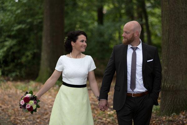 Hochzeit in Osnabrck Wallenhorst  Hochzeitsfotograf