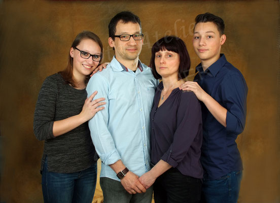 Familienfotos FotoAtelier Prescher Radeberg