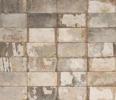cement tile kitchen console havana - paramount flooring
