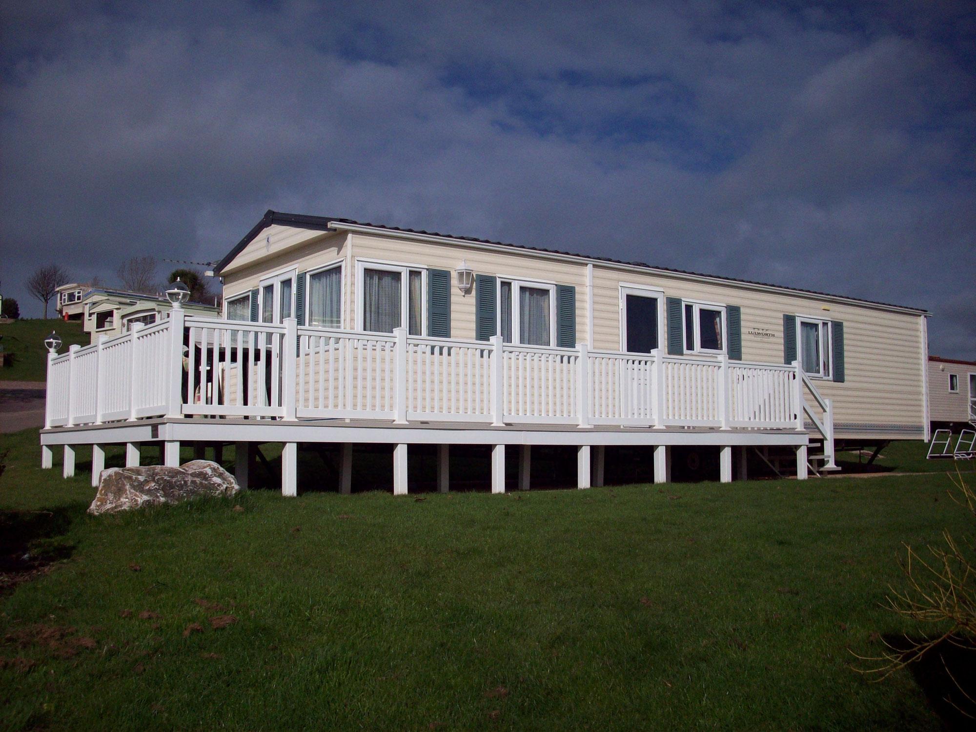Devon Dream Caravan Devon Cliffs Haven S Private