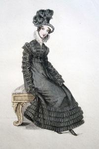 Mode im frhen 19 Jahrhundert  epochsoffashion Ladies