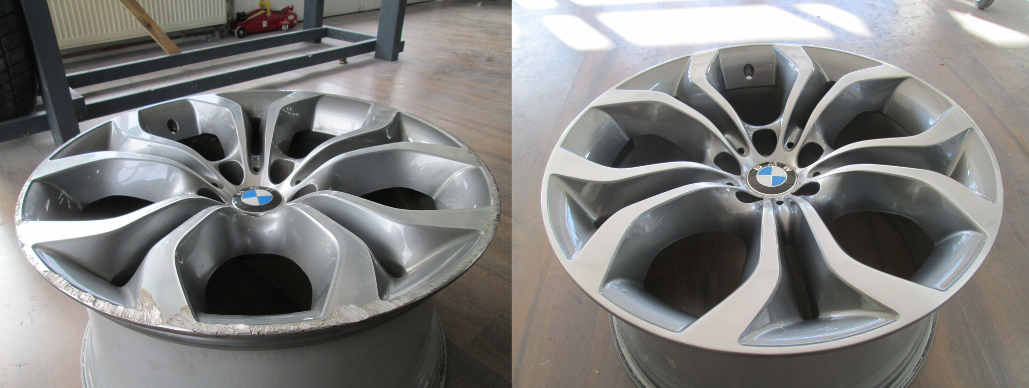 Felgen- & Scheinwerferaufbereitung - Jungmann - Felgenreparatur