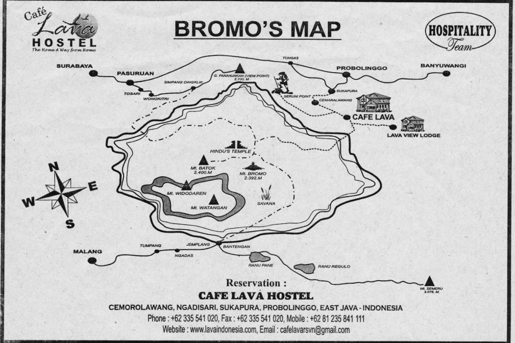 Meine Tipps für Vulkan Tour Bromo & Ijen Blaue Feuer Java