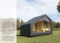 wooden tent - archipure