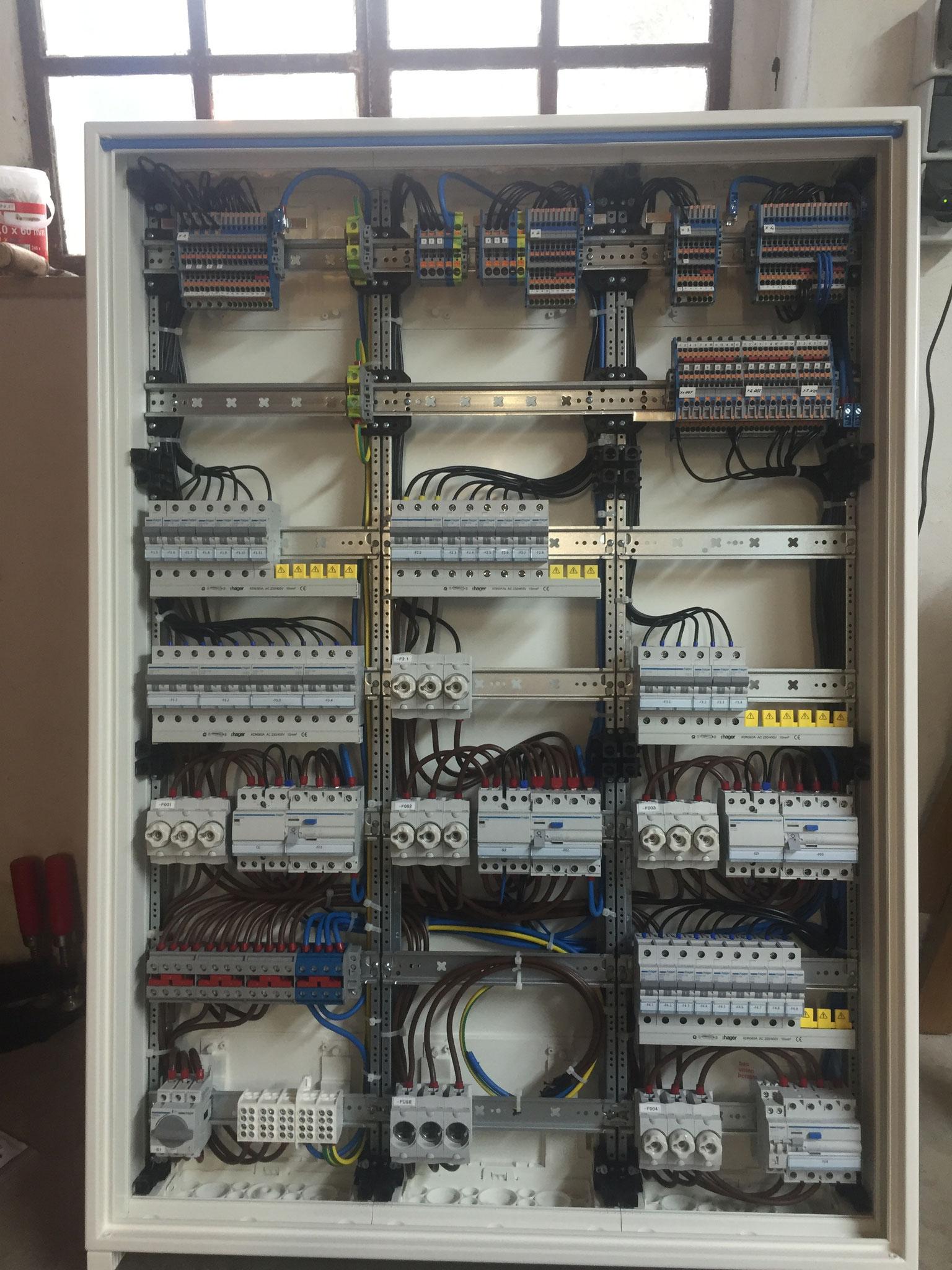 Verteilungen  Elektrotechnik Sommer