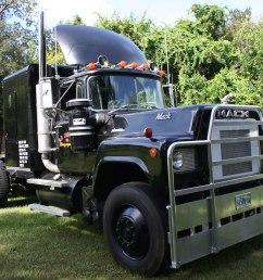 1977 mack truck rs712lst [ 2048 x 1365 Pixel ]