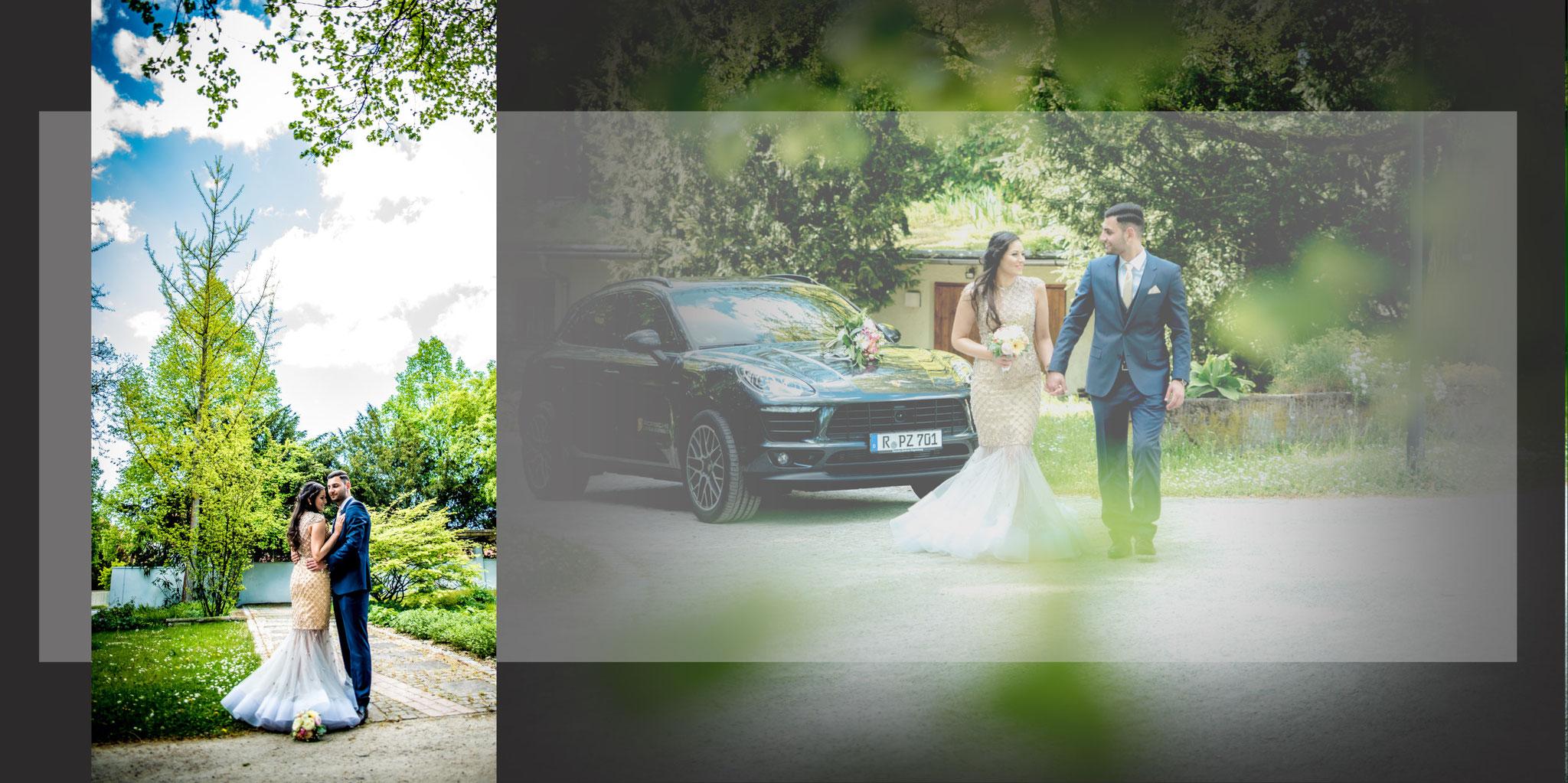 Trkische Verlobungsfeier  Studio Alex