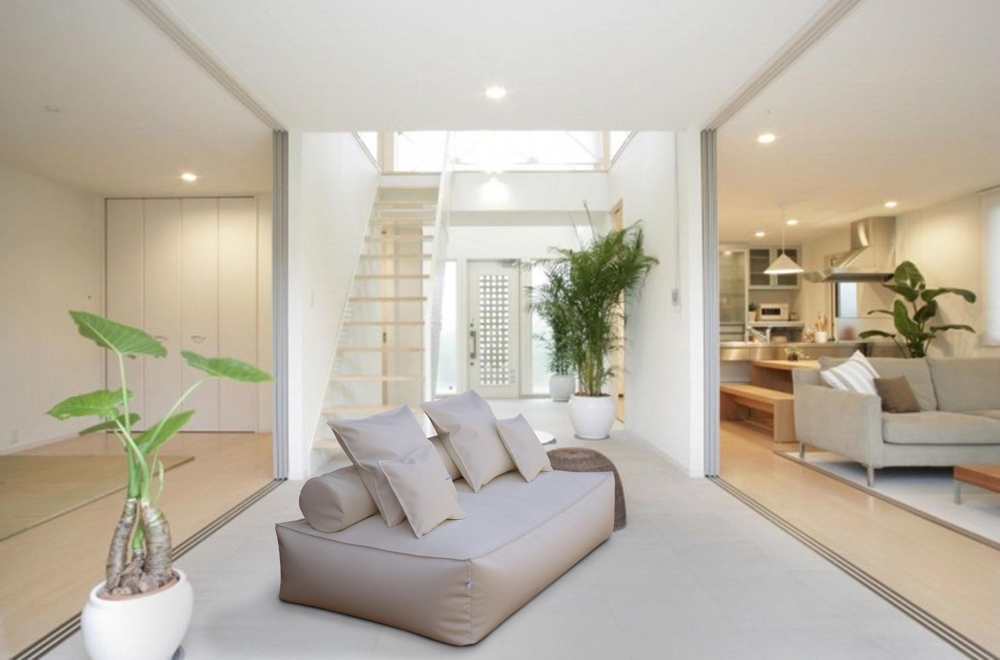 Divano Panama  Filippo Ghezzani  arredamento on line poltrone e divani sacco arredamento di