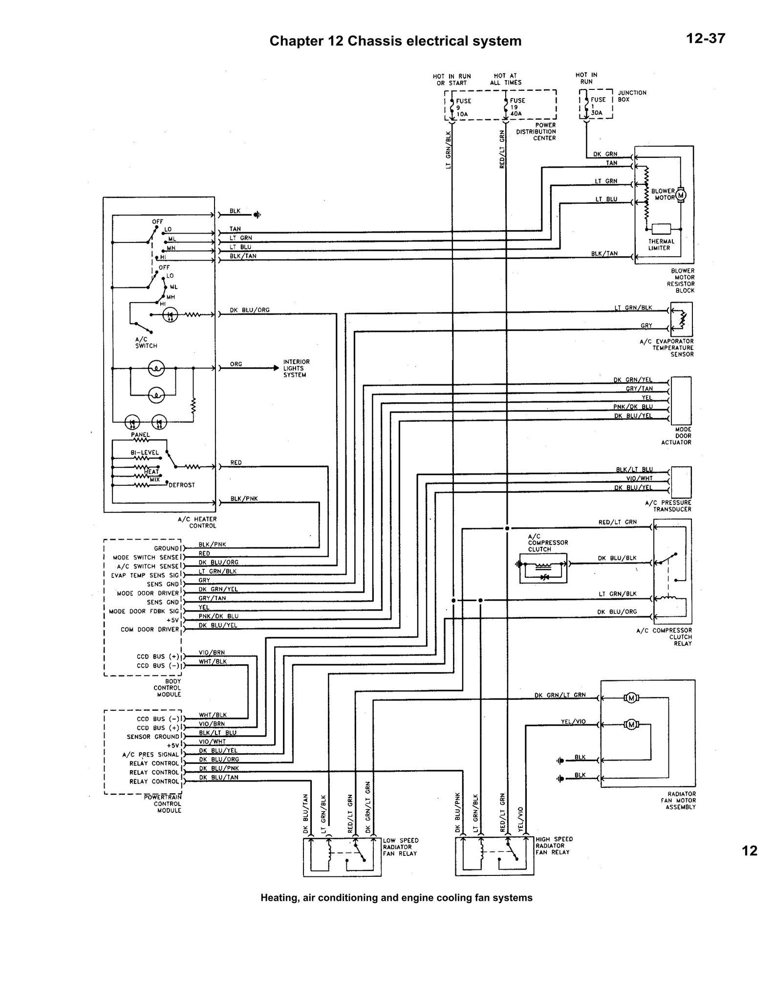 [DIAGRAM] 1999 Plymouth Van Radio Wiring Diagram FULL