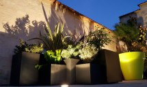 Terrasse - Paysagiste Jardin De Ville Balcon Bordeaux