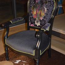 les coussins et fauteuils en vente