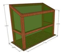 Tomatenhaus  gartengelis Webseite
