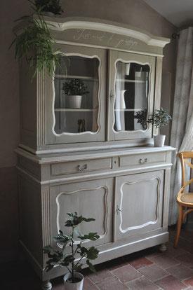 repeindre des meubles de cuisine en bois