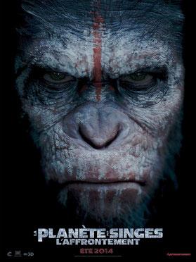 La Planète Des Singes : L'affrontement : planète, singes, l'affrontement, PLANÈTE, SINGES:, L'AFFRONTEMENT, CinéGong