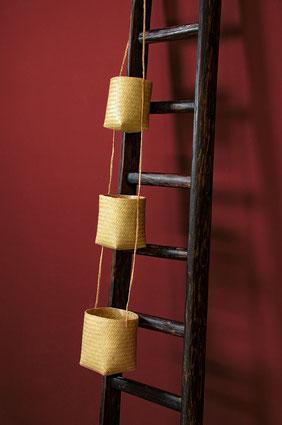 Accessori per arredare con le scale a pioli  ellecuorea
