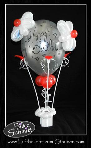 Luftballon Geldgeschenke GEBURTSTAG HOCHZEIT