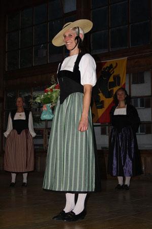Gotthelftracht Berner Festtagstracht schweizer Trachten