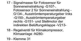 Passat 3bg Climatronic Schaltplan