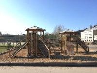 Spielplatz Niederanven (Schule) - kids-in-luxemburgs Webseite!