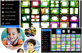 free online photos collage