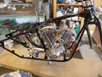 maquettes moto motal artisan d art