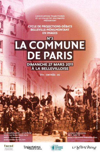 La Commune De Paris Documentaire : commune, paris, documentaire, Cycle,