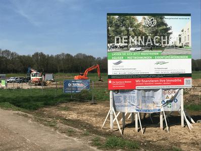 Gartenstadt Werdersee  Regionale Suche