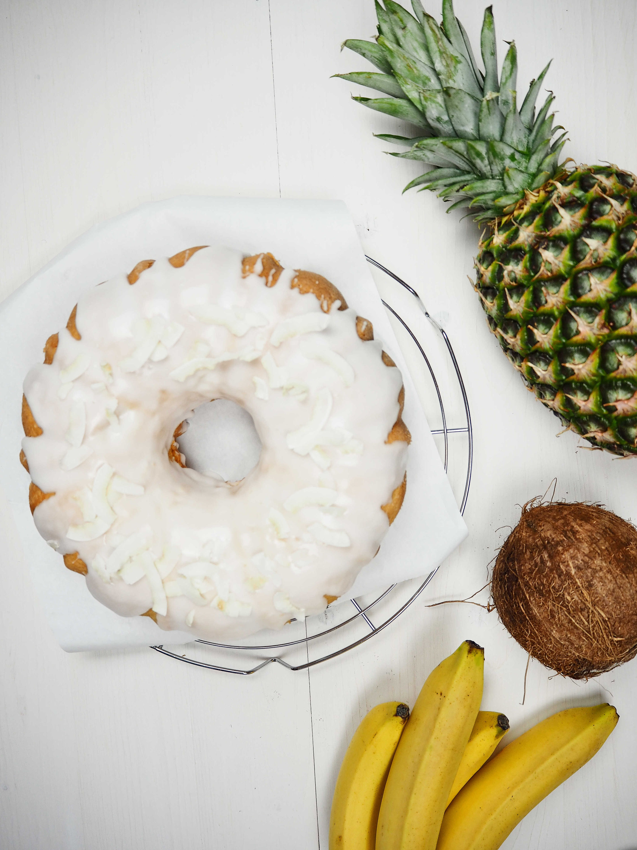 Kokosnuss Kuchen Rezept Einfach Baking Charlotte Part 2