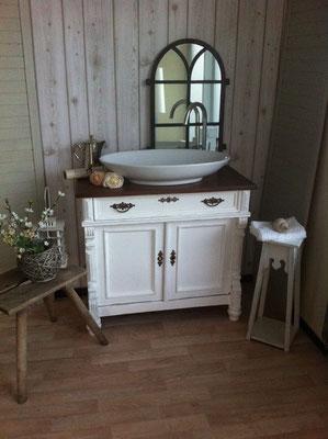 Vintage Waschtische  funktionstchtig aufgearbeitet