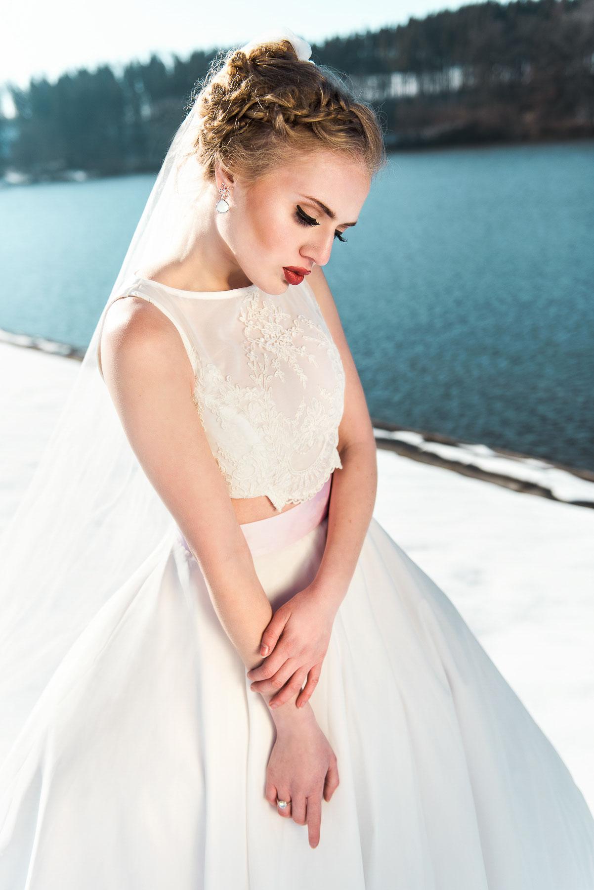 Melanie Huber Makeup Artist  Hochzeitsmesse und Event