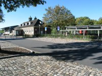 Bahnhof & Umfeld
