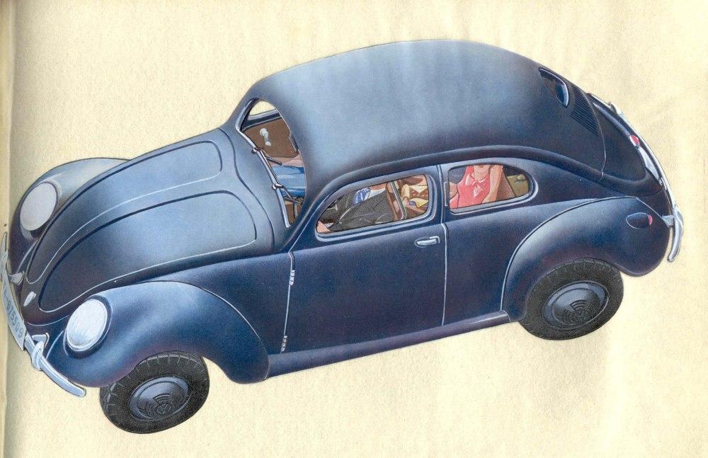 medium resolution of 1936 volkswagen beetle engine diagram