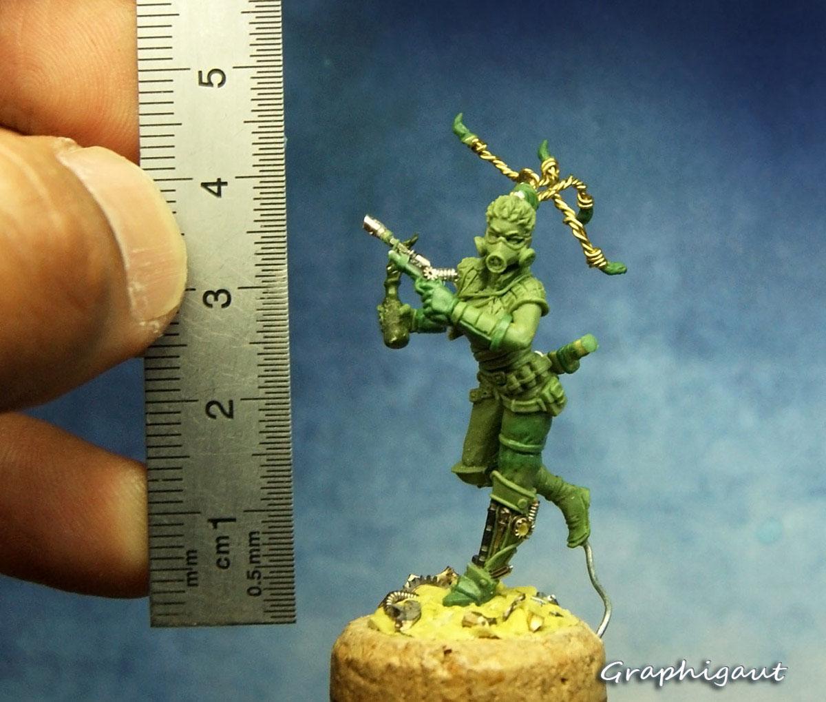 EDEN The Game Graphigaut Figuriniste Sculpteur Et