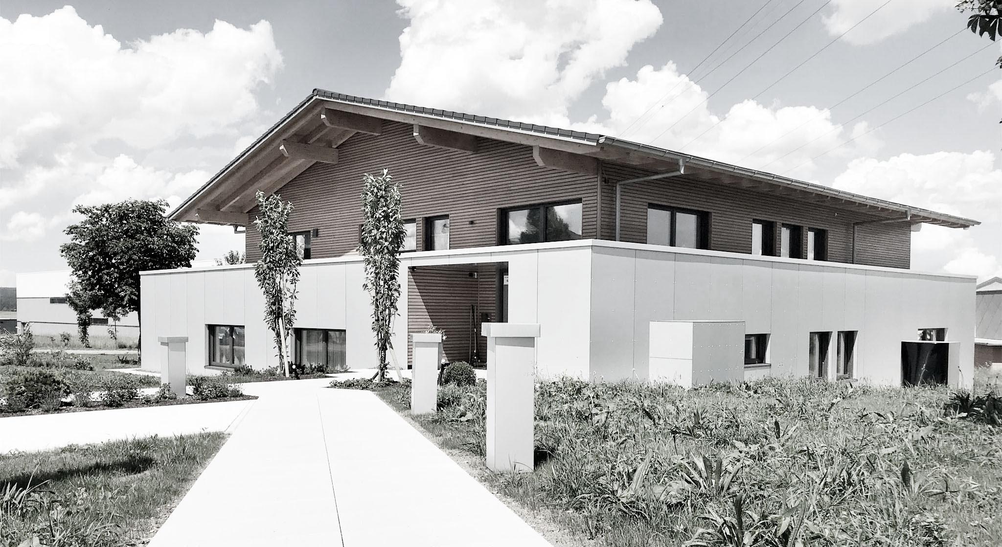 Erfahrung Und Moderne  Ade Architekten I Horb An