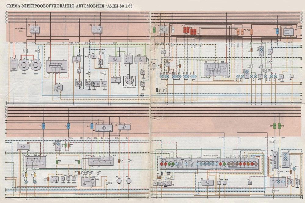 medium resolution of audi 80 schematic wiring diagram ar pdf manual wiring diagram fault codes