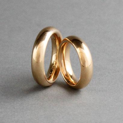 Ehe  Trauringe  Goldschmiedewerkstatt FELTEN