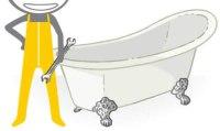 Badewannenabfluss verstopft oder riecht? Diese Hausmittel ...