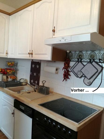 küche erneuern folie  badfliesen bekleben mit möbelfolie