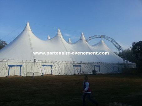 partenaire evenement location de tentes