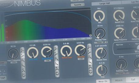 Exponential Audio Nimbus, one of the best reverb plugins